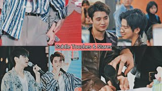2wish Analysis | Subtle Moments Stares and Touches