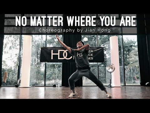 "Hannover Dance Classes 2018 | Jian Hong ""No Matter Where You Are"" Choreography"