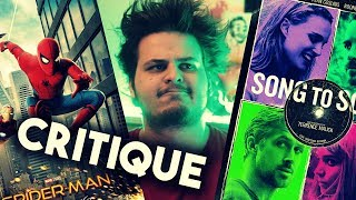 SPIDERMAN HOMECOMING & SONG TO SONG - CRITIQUE