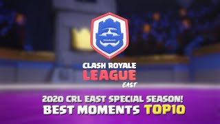 [TOP10] 2020 CRL EAST SPECIAL SEASON BEST MOMENTS!