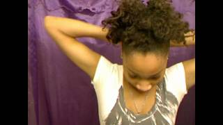 Transition Styles for natural hair: The