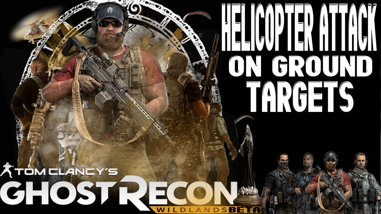 ghost recon wildlands how to fly a helicopter