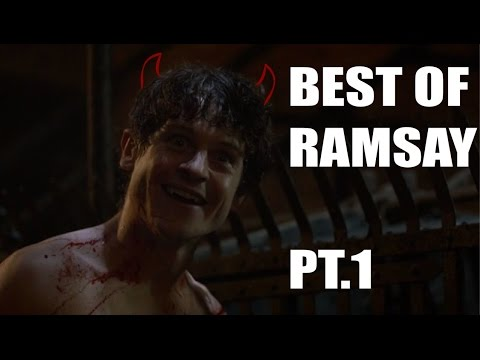 Game of Thrones - Ramsay's Best Moments (PT.1)