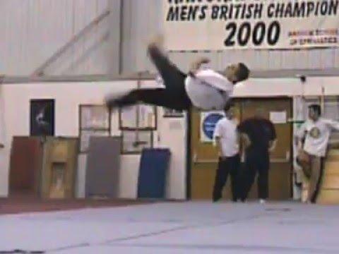 Dean Alexandrou - Showreel 2002