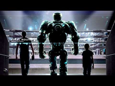 Danny Elfman - Final Round [Real Steel]