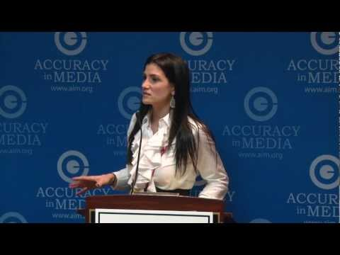 Dana Loesch on Media Matters, Planned Parenthood and Media Bias