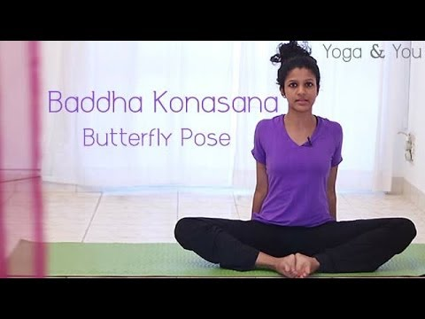 How to do Baddha Konasana (Butterfly Pose)