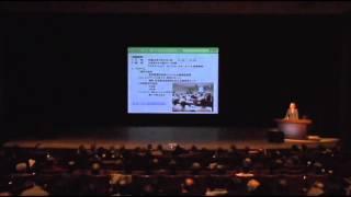 日経環境シンポジウム「先進事例が映し出すスマートエネルギーシティ東京~東京からはじめる低炭素社会~」(森ビル)