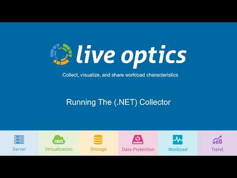 Live Optics Quick Start Guide – Live Optics Support