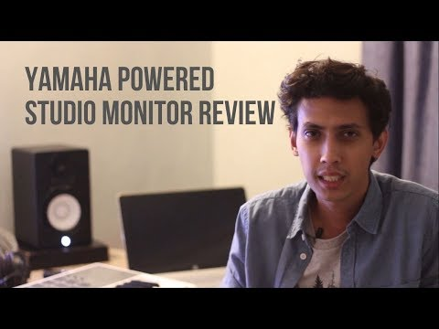 Yamaha Music Powered Studio Monitor Speaker HS5 Review Urdu Hindi