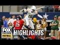 Baylor Vs. Texas Tech | FOX COLLEGE FOOTBALL HIGHLIGHTS
