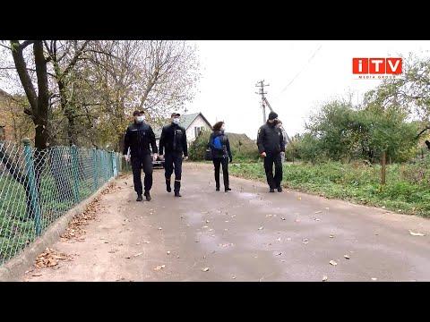 ITV media group: Рятувальники розповіли про пожежну безпеку жителям Здовбиці