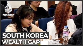 South Korea inequality: Youth …
