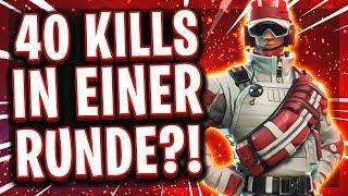 😂🔥TRYMACS VS FULL SQUAD! | Schaffen wir die 40 Kills in einer Runde Raubzug?!