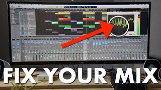 BIGGEST MIXING MISTAKE and how to FIX it