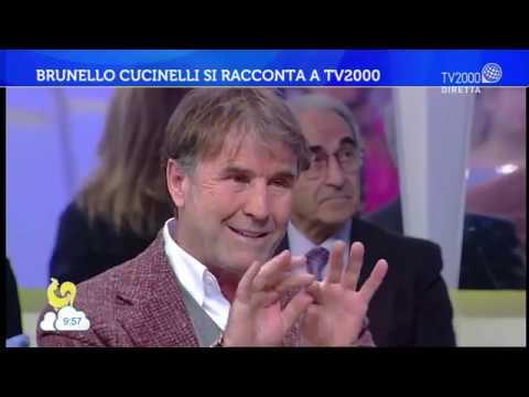 Brunello Cucinelli si racconta a TV2000