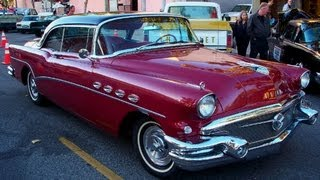 Classic old Buick Roadmaster