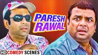 Mejores escenas de comedia de Paresh Rawal | Phir Hera Pheri - Awara Paagal Deewana - Deewane Huye Paagal