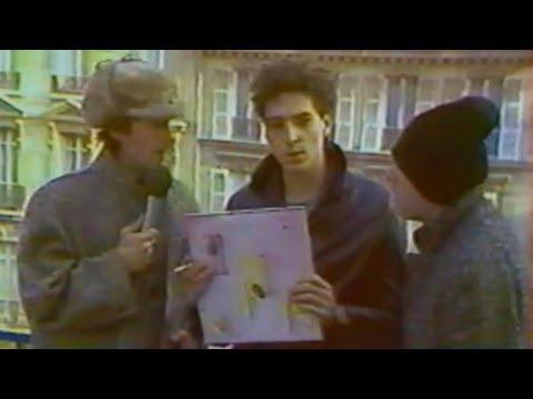 Philippe Pascal (Marquis de Sade) interview Chorus (1980)