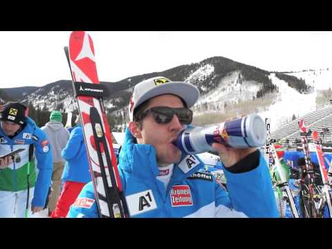 Marcel Hirscher | 2014 Audi Birds of Prey - DH Training 2