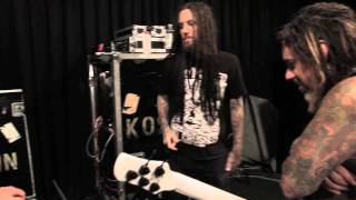 Korn - 2013 World Tour rehearsals