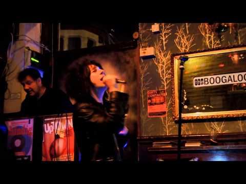 "Mechanical Cabaret - ""I Discover Love"" (Fad Gadget) - Live at The Boogaloo - 5 June 2014 