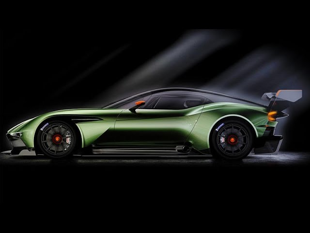 Aston Martin Vulcan: Exclusive first look at this 800+ bhp, V12 track monster