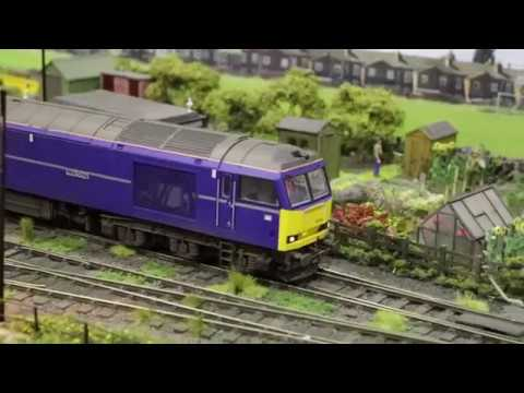 Model Railway Exhibition Canterbury 2018 - Part 1