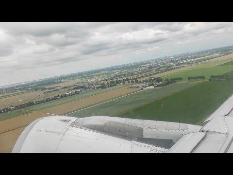 Aer Lingus A320 EI-DEK | Amsterdam to Dublin (4K)