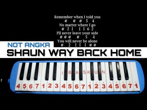 Not Pianika Way Back Home Shaun
