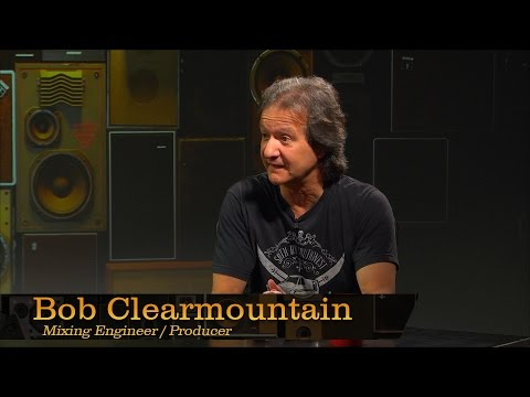 Producer/Engineer Bob Clearmountain - Pensado's Place #179