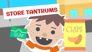 Don't Throw Tantrums at the Store, Roys Bedoys - Read Aloud Children's Books