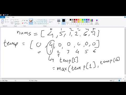 House Robber | leetcode 198 explanation | Dynamic Programming