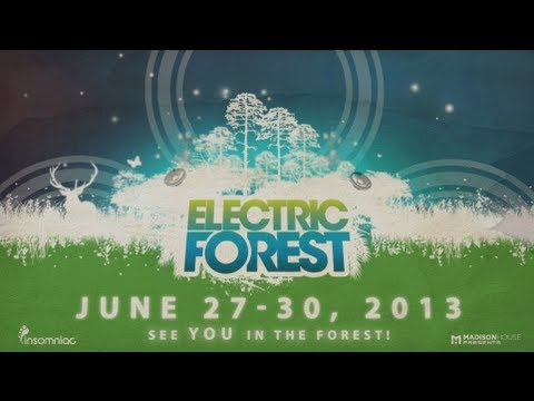 Electric Forest 2012 Recap and Official 2013 Date Announcement