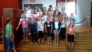 Kruimeltje Musical laatste selectie Ferron de Wit achteraan.mp4