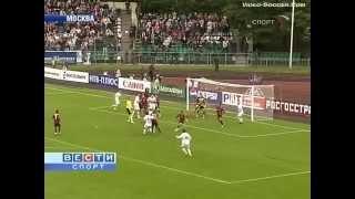 ФК Москва (Москва, Россия) - СПАРТАК 2:1, Чемпионат России - 2008