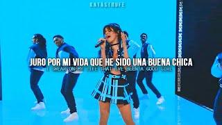 Download Lagu Camila Cabello ft DaBaby - My Oh My Espanol MP3