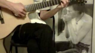 Misako Koja - Warabigami (acoustic guitar solo)