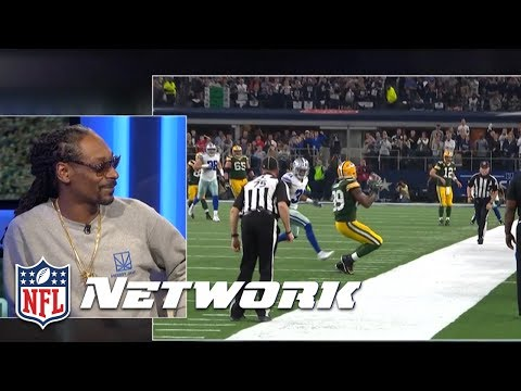 Snoop Dogg Breaks Down the Best 'Top 100' Plays | Play-By-Plizzay | NFL Network