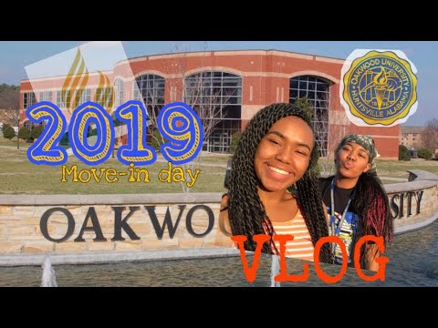 HBCU move-in day/Vlog (Oakwood University ????????)