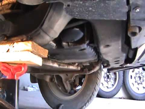 1999 Volvo S80 T6 Right Engine Mount Replacement Youtube