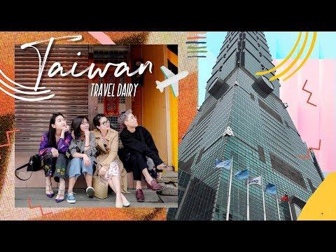 Đi Đài Loan Cùng Chloe ♡ TAIWAN TRAVEL DIARY   Chloe Nguyen