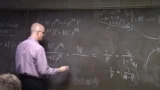 Differential Equations, Class #2, Exponential & Logistic Growth, Separation of Variables