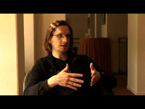 Porcupine Tree 2009 interview - Steven Wilson (part 1)