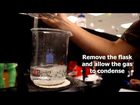 lab of volatile liquid The evaporation of a volatile liquid is an endothermic process that results in a temperature decrease the magnitude of temperature decrease is related to the strength of intermolecular forces of attraction.