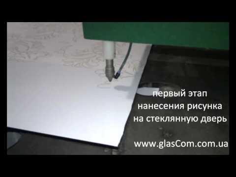 Производство стеклянных дверей - www.glasCom.com.ua
