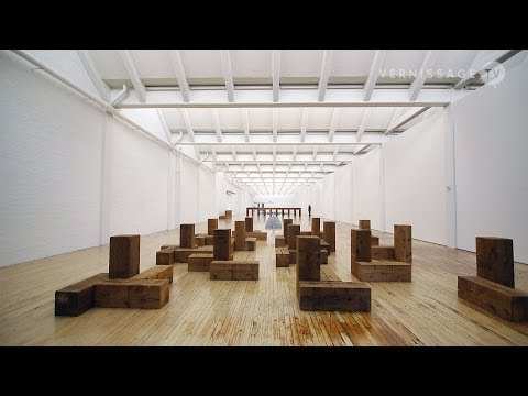 Carl Andre: Sculpture as Place. Retrospective at Dia Beacon