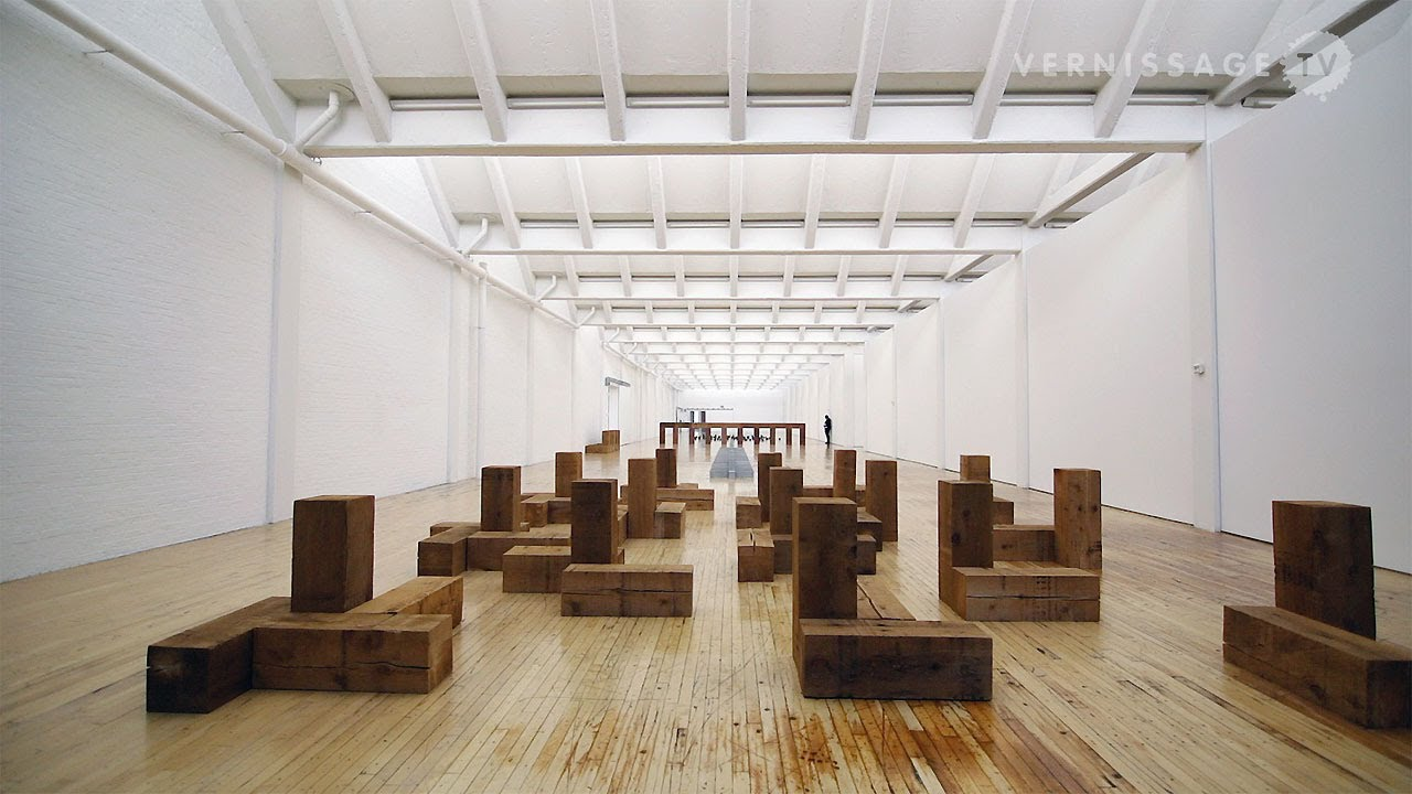 Carl Andre: Sculpture as Place  Retrospective at Dia Beacon