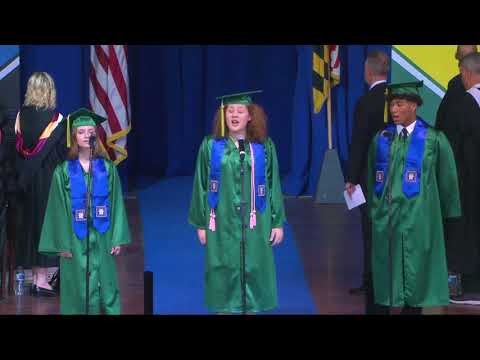 Wilde Lake HS 2018 Commencement