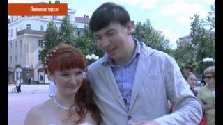 Парад невест в Лениногорске